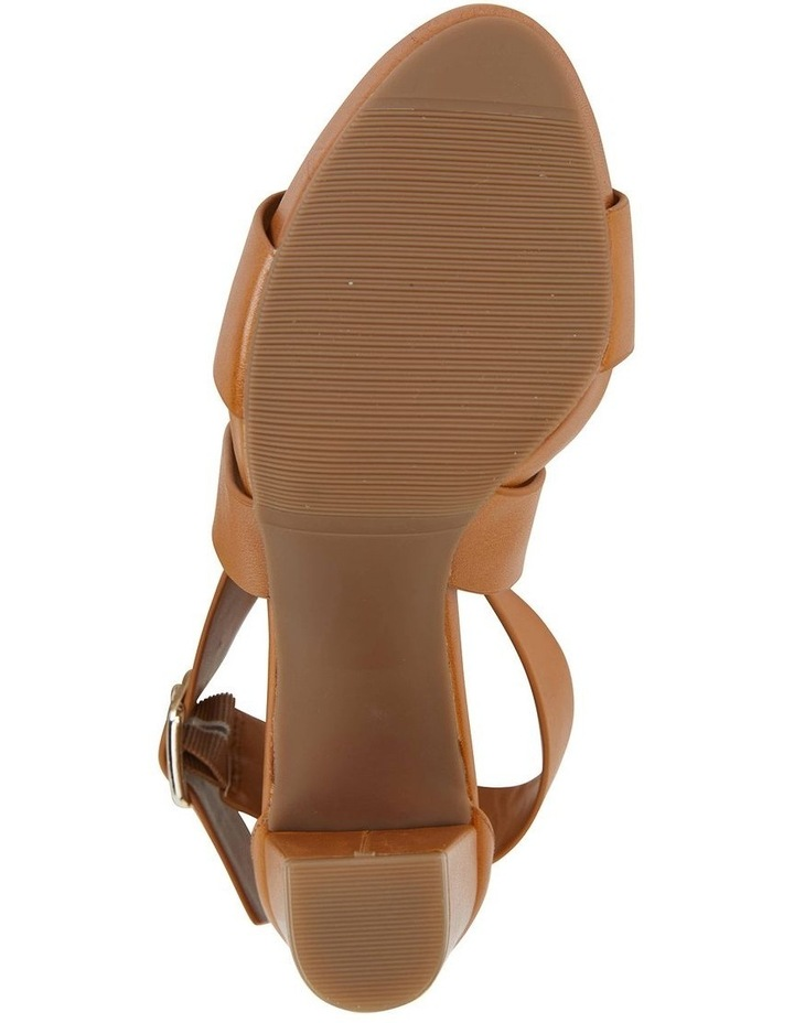 Congo Cognac Glove Sandal image 5
