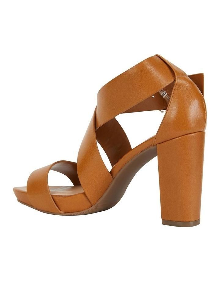 Congo Cognac Glove Sandal image 7