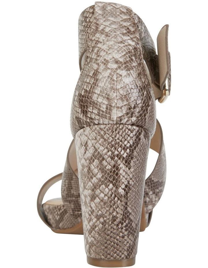 Congo Snake Print Sandal image 6