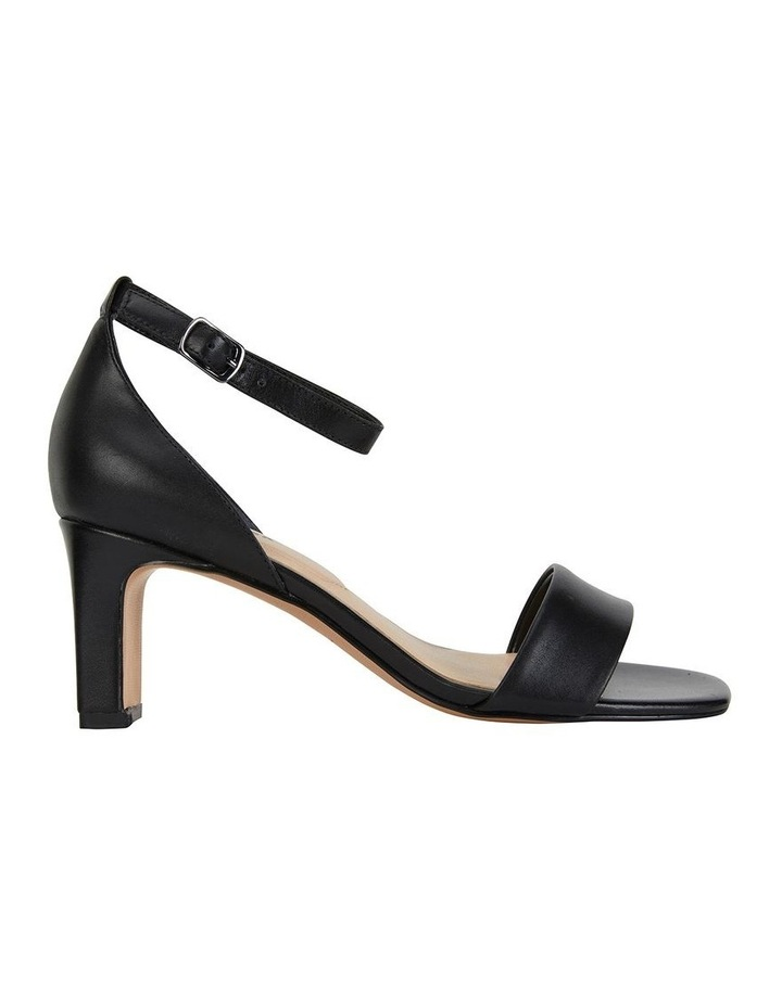 Harper Black Glove Sandal image 1