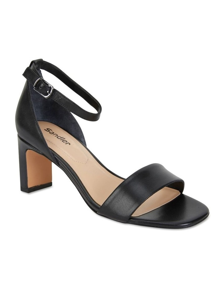 Harper Black Glove Sandal image 2