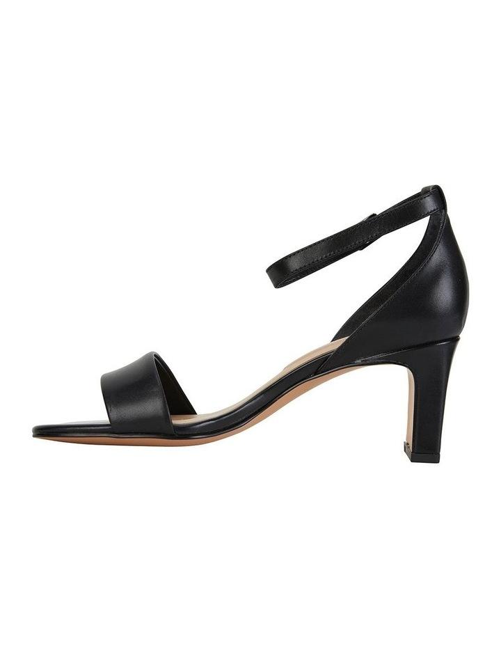 Harper Black Glove Sandal image 3