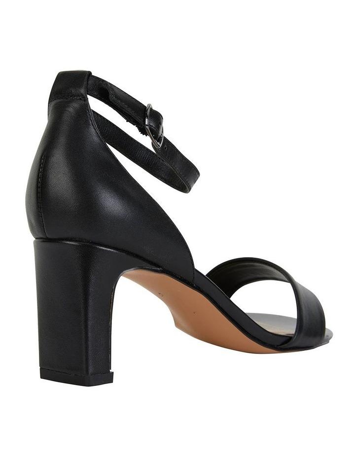 Harper Black Glove Sandal image 4