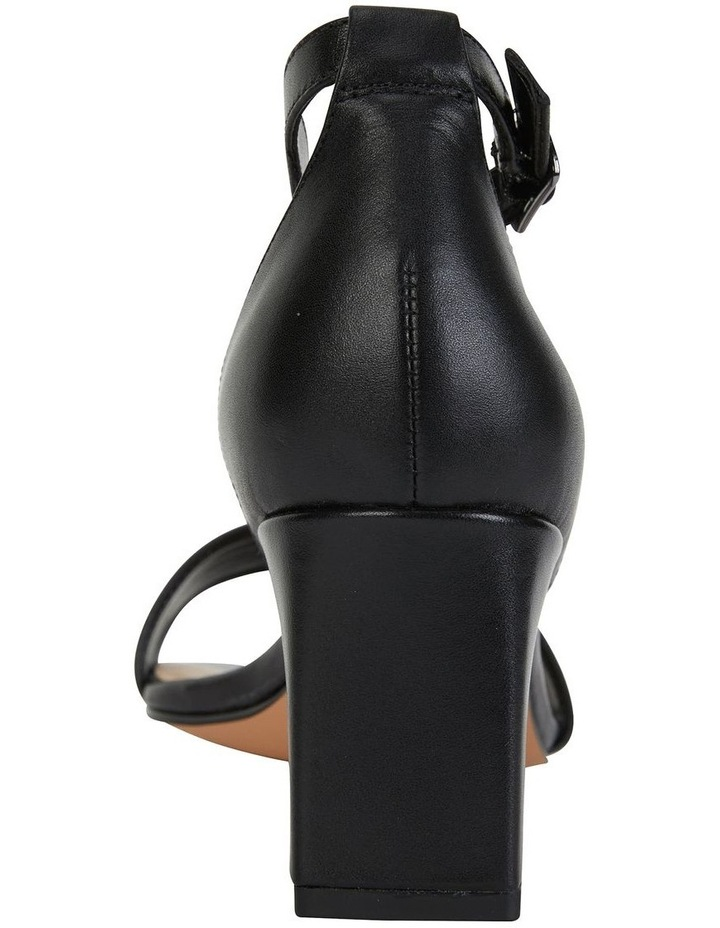 Harper Black Glove Sandal image 5