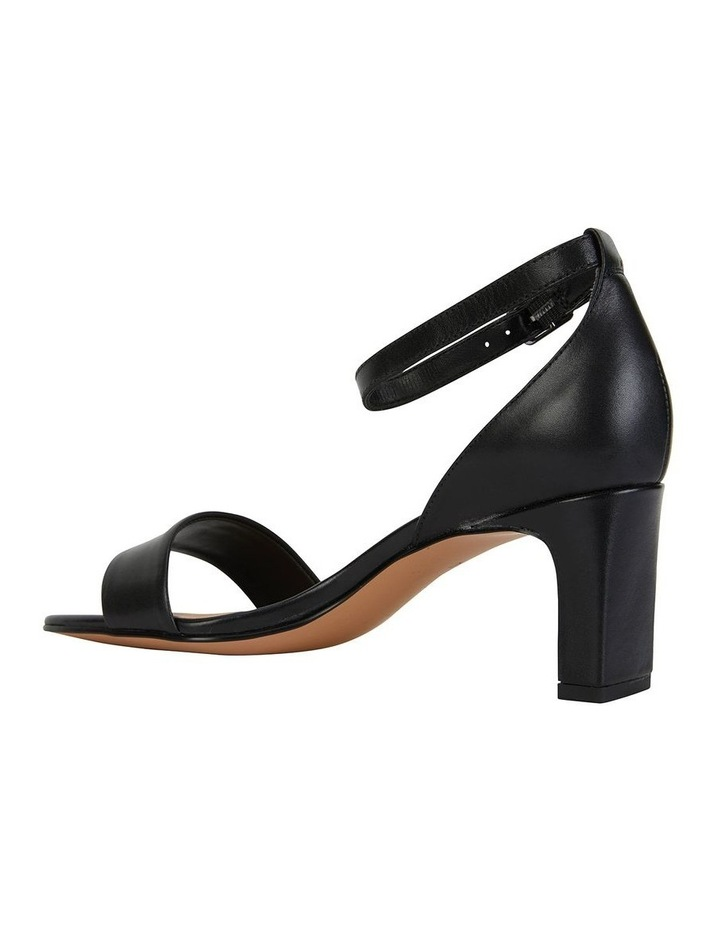 Harper Black Glove Sandal image 7