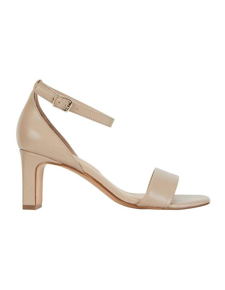 Harper Nude Glove Sandal image 1