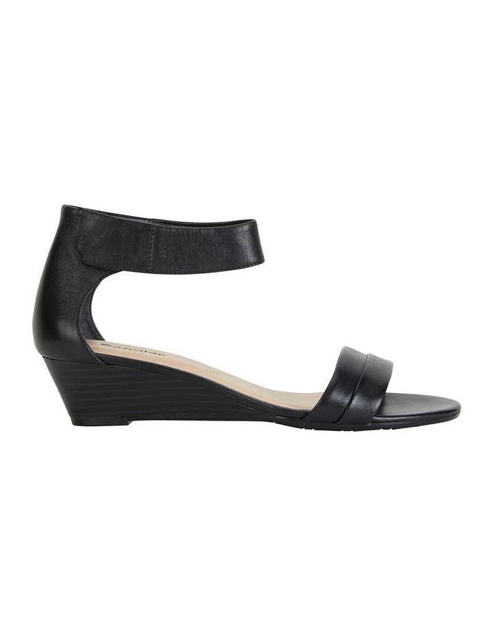 Quartz Black Glove Sandal image 1