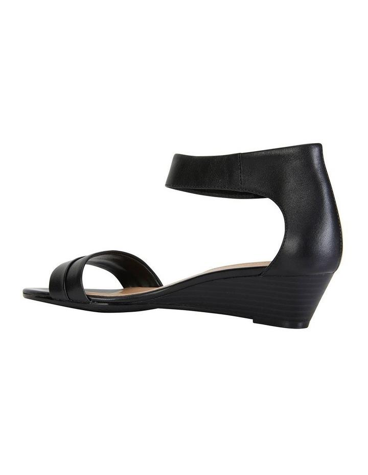 Quartz Black Glove Sandal image 4