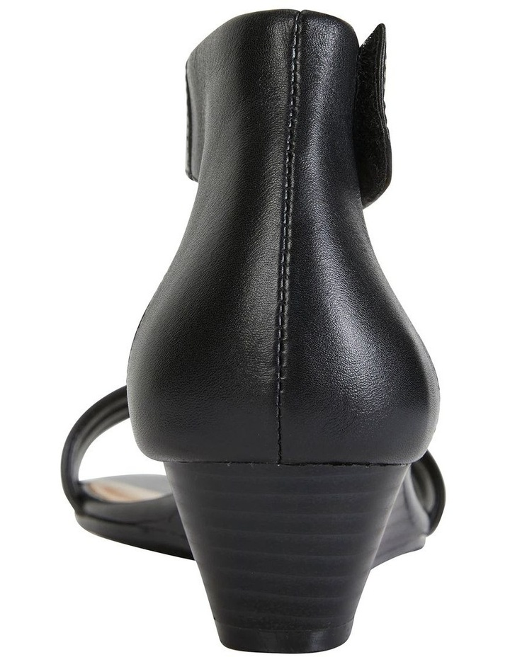 Quartz Black Glove Sandal image 7