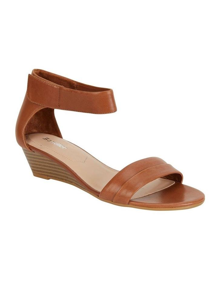 Quartz Cognac Glove Sandal image 2