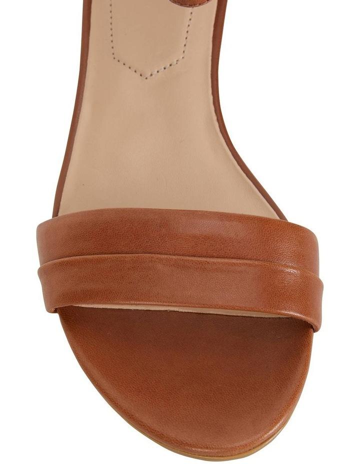 Quartz Cognac Glove Sandal image 5
