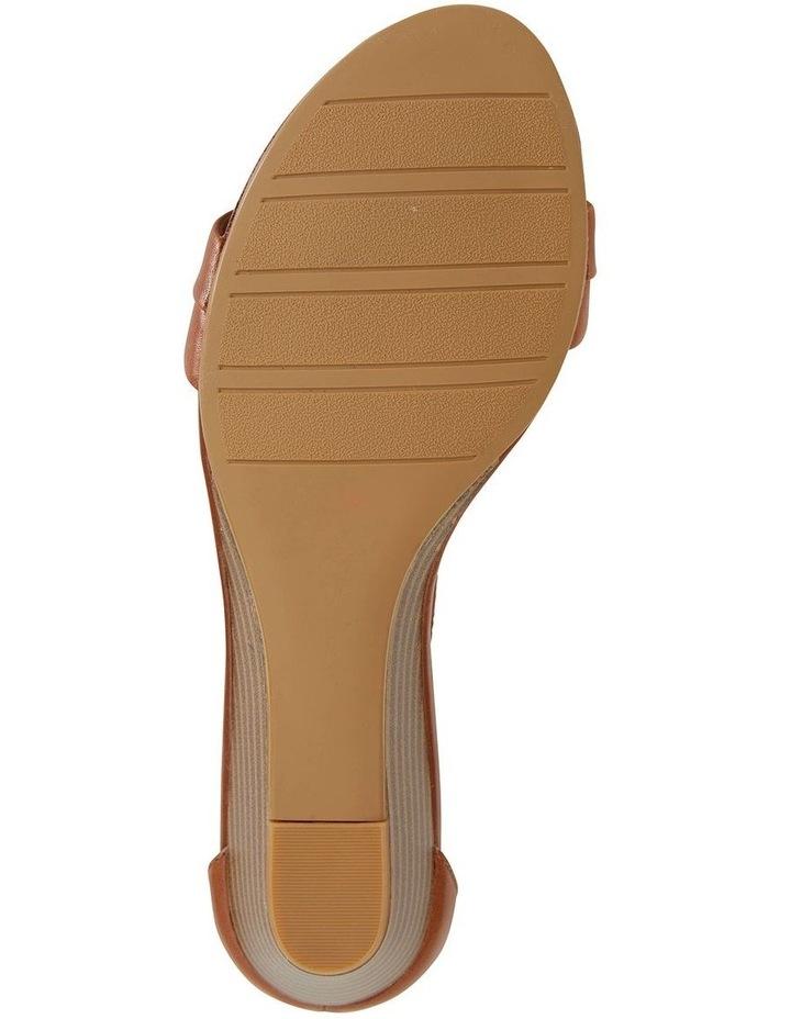 Quartz Cognac Glove Sandal image 6
