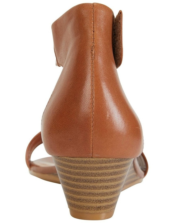 Quartz Cognac Glove Sandal image 7