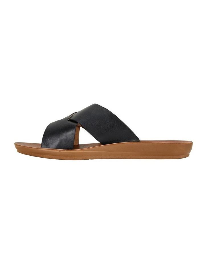 Gizmo Black Smooth Sandal image 3