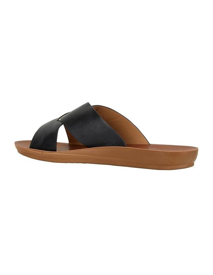 Gizmo Black Smooth Sandal image 4