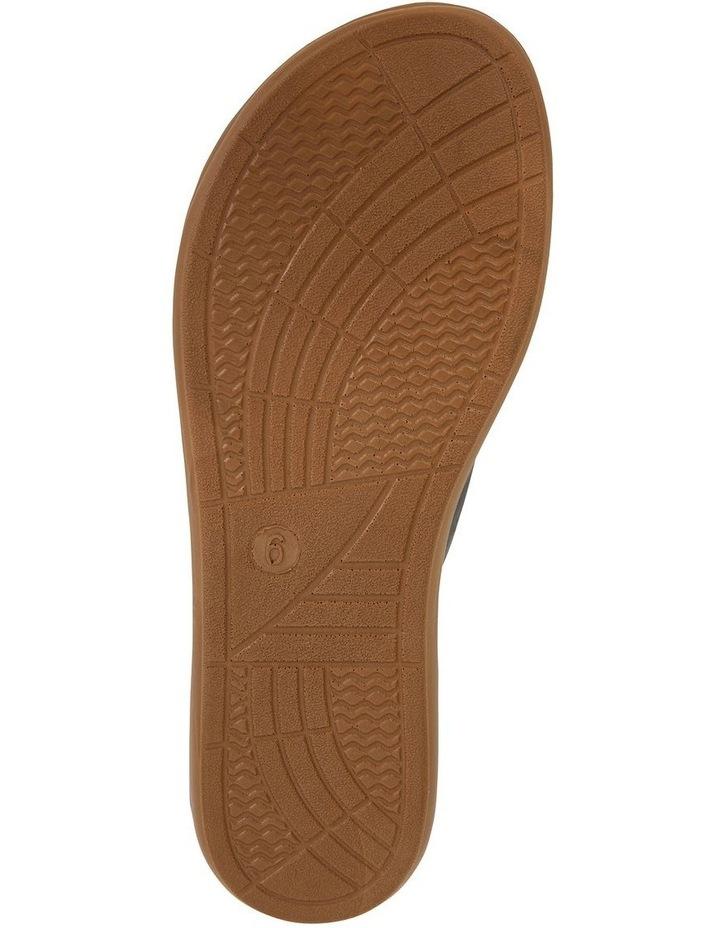 Gizmo Black Smooth Sandal image 6