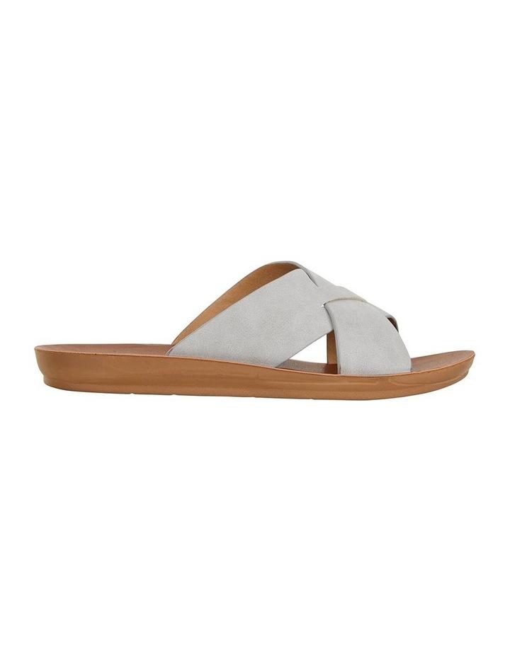 Gizmo Light Grey Smooth Sandal image 1