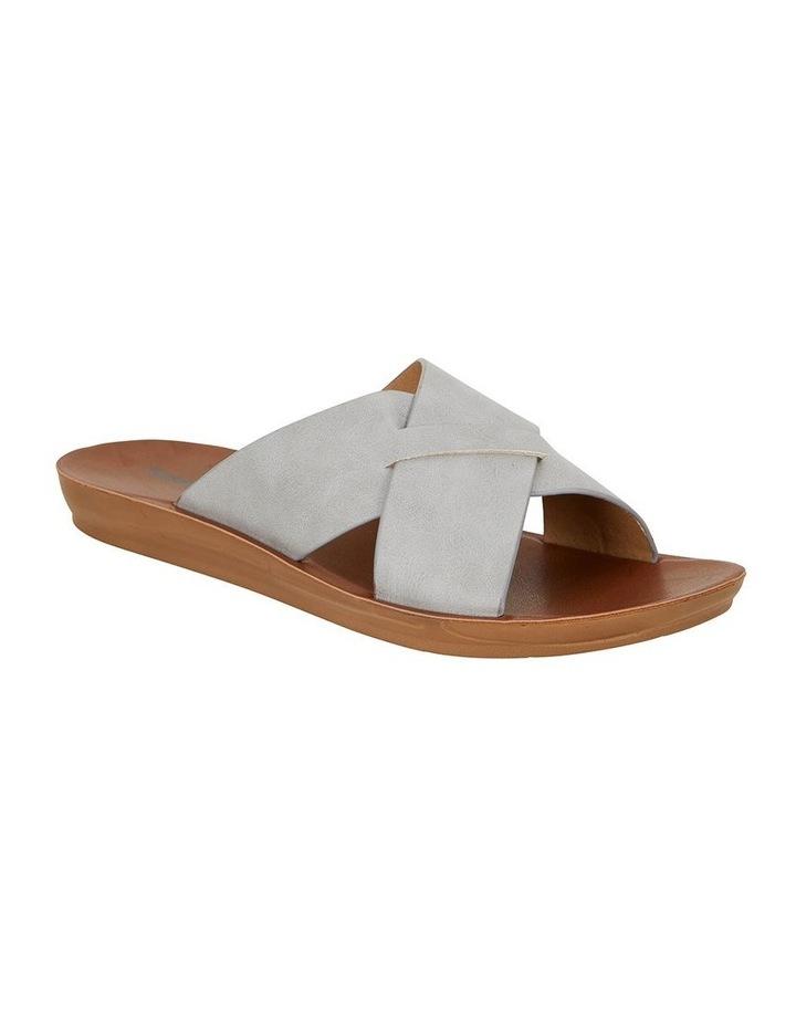 Gizmo Light Grey Smooth Sandal image 2