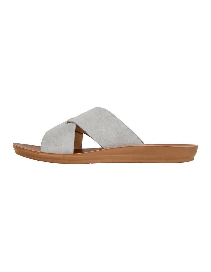Gizmo Light Grey Smooth Sandal image 3