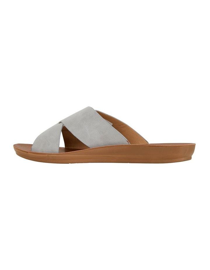 Gizmo Light Grey Smooth Sandal image 4