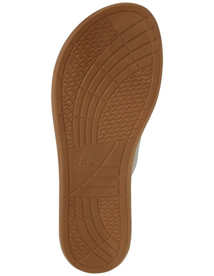 Gizmo Light Grey Smooth Sandal image 6