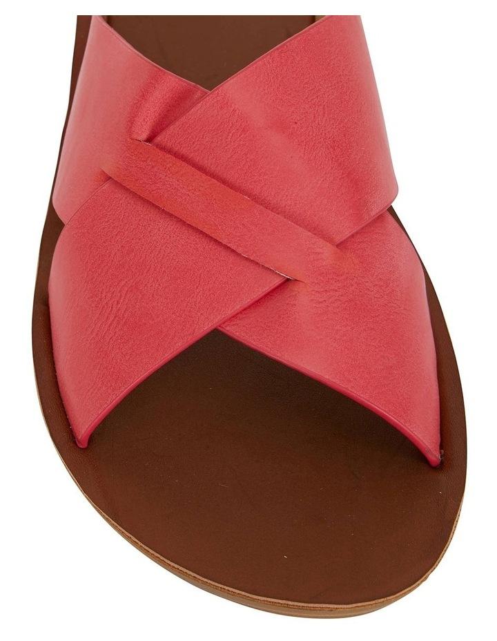 Gizmo Pink Smooth Sandal image 5