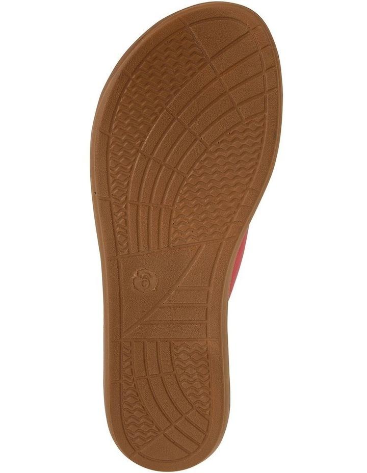 Gizmo Pink Smooth Sandal image 6