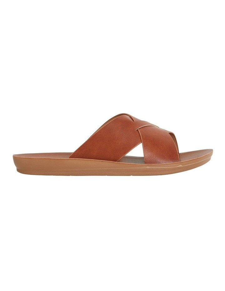 Gizmo Tan Smooth Sandal image 1