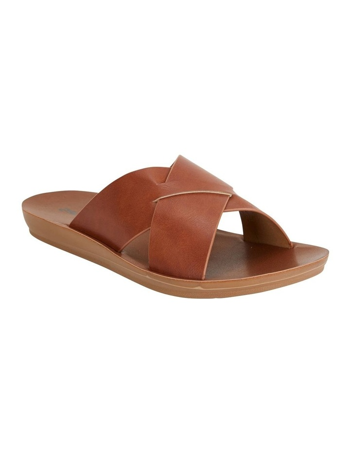 Gizmo Tan Smooth Sandal image 2