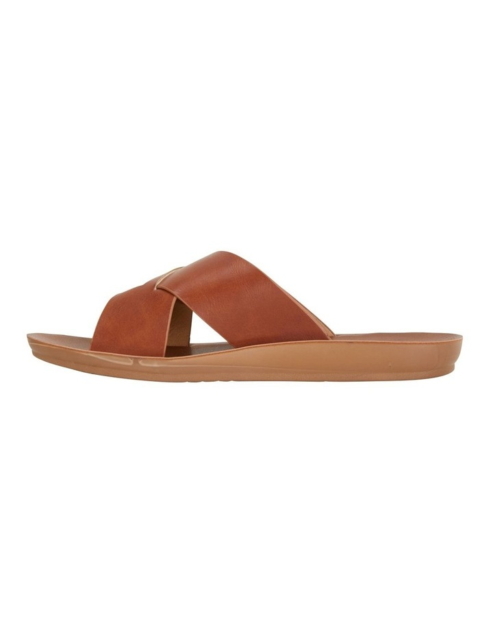 Gizmo Tan Smooth Sandal image 3