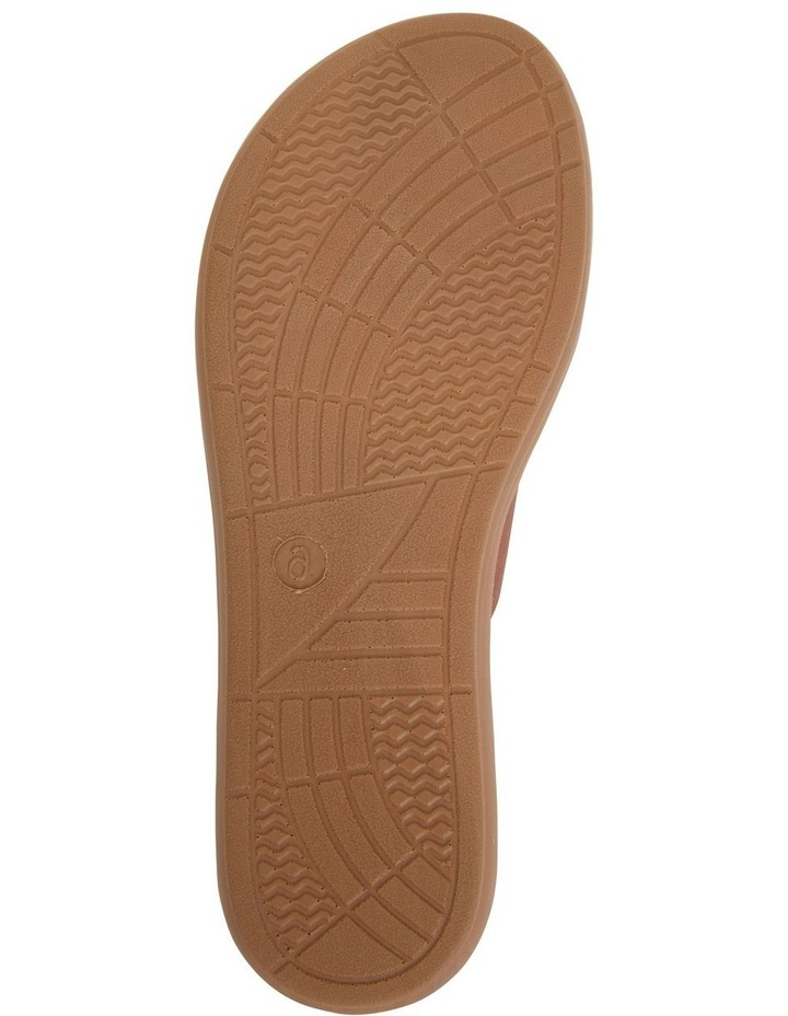 Gizmo Tan Smooth Sandal image 6