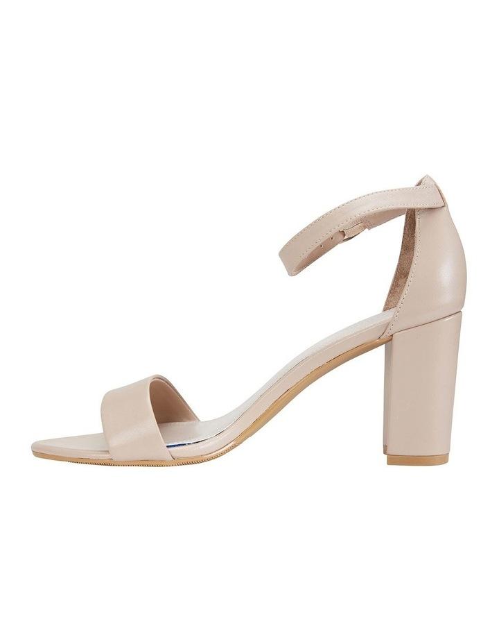 Juliet Nude Glove Sandals image 3