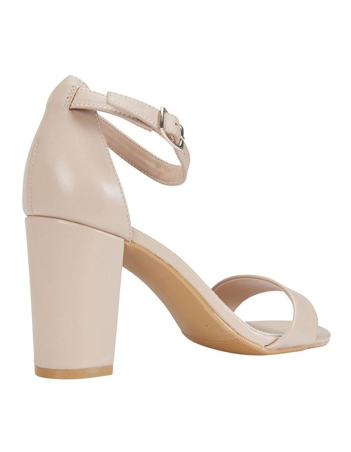 Juliet Nude Glove Sandals image 4