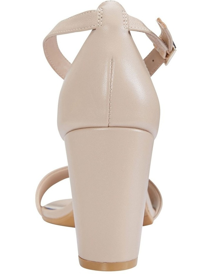 Juliet Nude Glove Sandals image 5