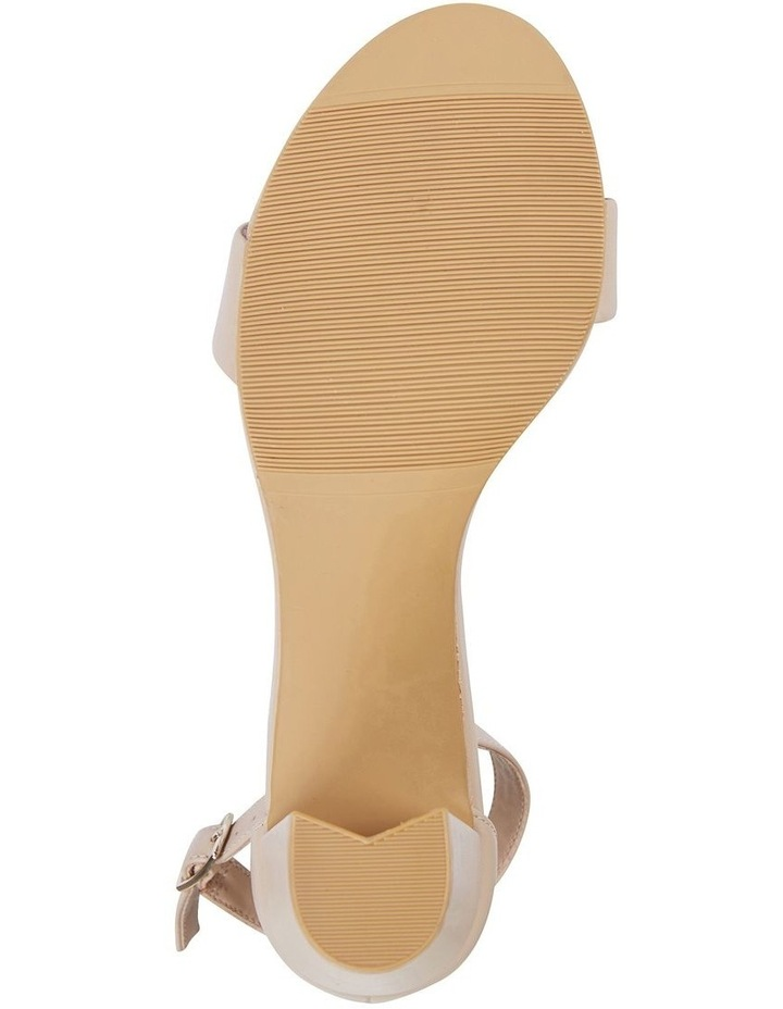 Juliet Nude Glove Sandals image 7