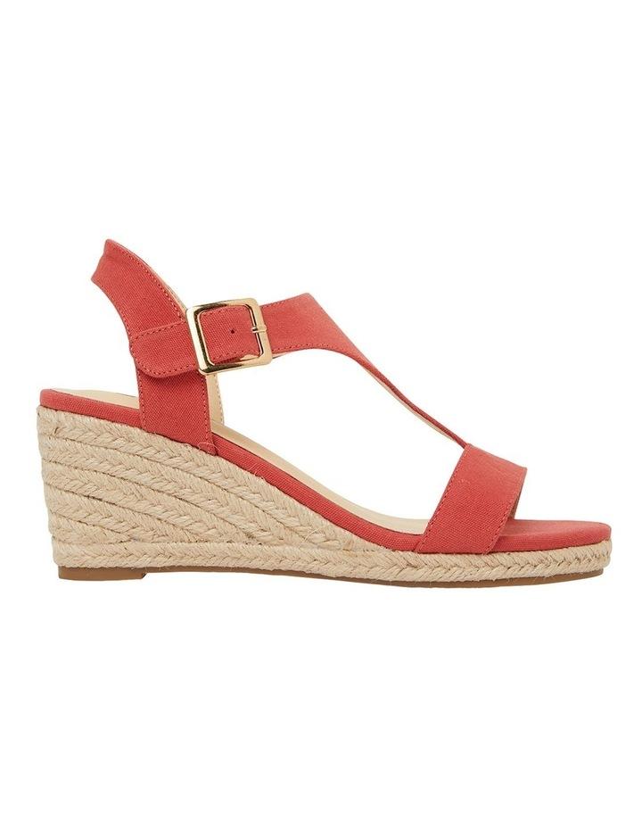 Anchor Tangerine Fabric Sandal image 1