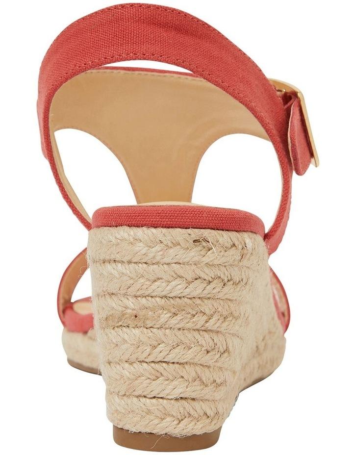 Anchor Tangerine Fabric Sandal image 5