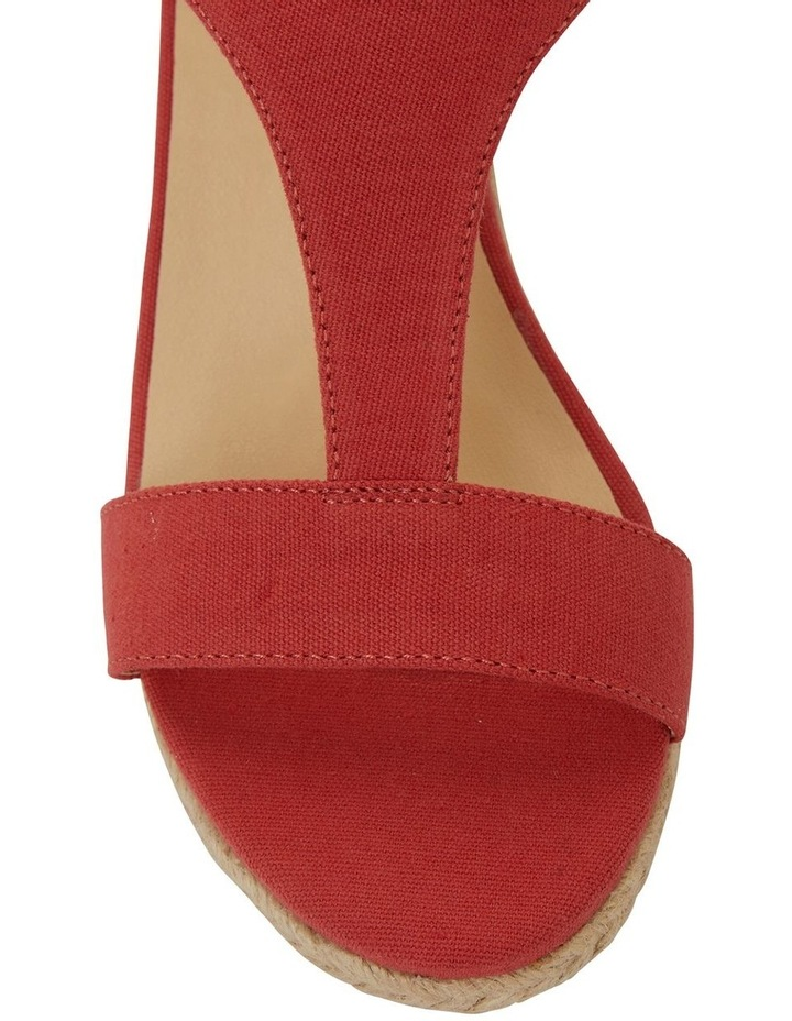 Anchor Tangerine Fabric Sandal image 7