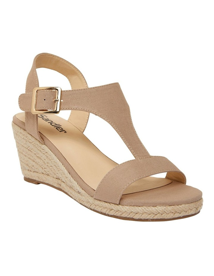 Anchor Taupe Fabric Sandal image 2