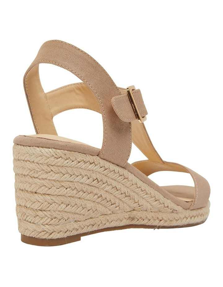 Anchor Taupe Fabric Sandal image 4
