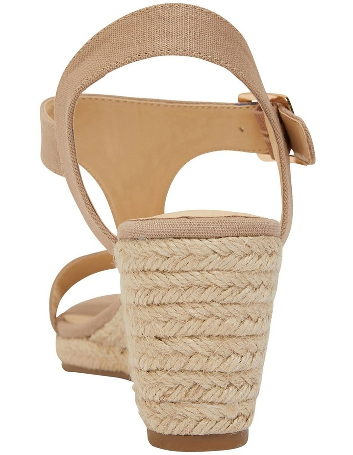 Anchor Taupe Fabric Sandal image 5