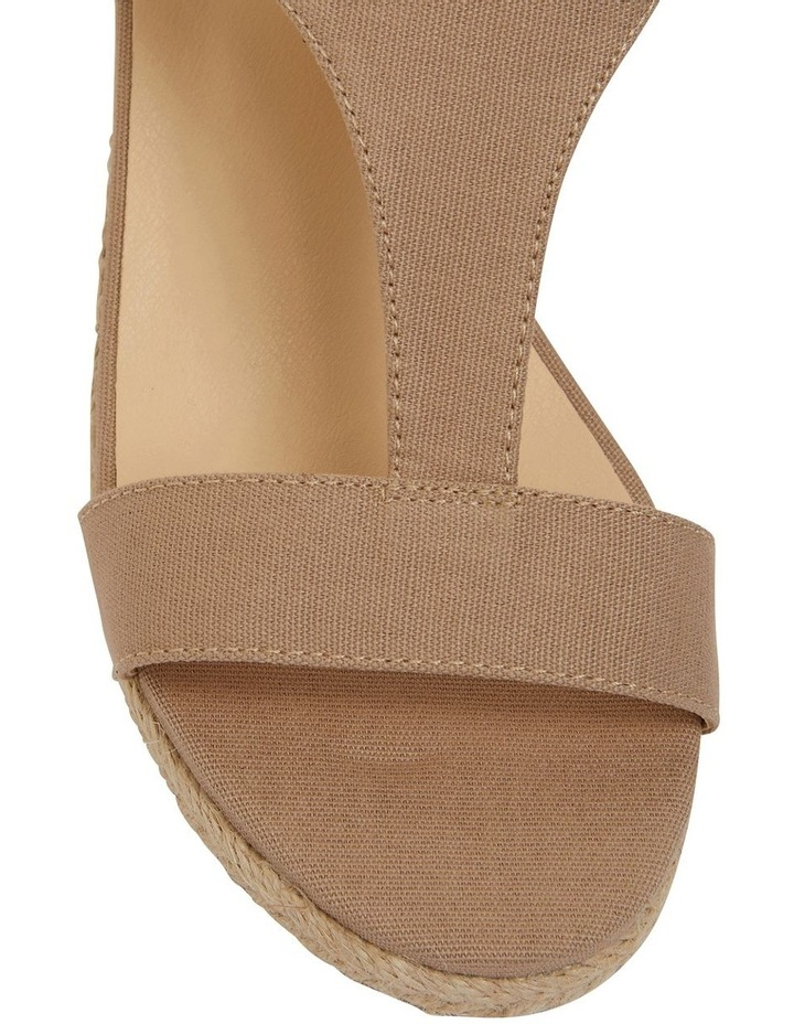 Anchor Taupe Fabric Sandal image 7