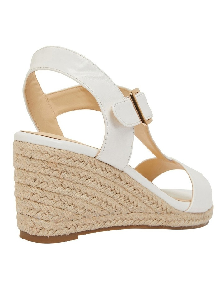 Anchor White Smooth Sandal image 4