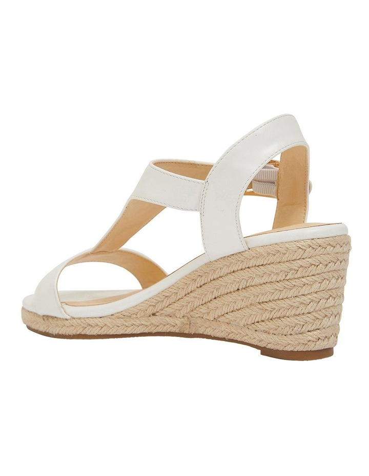 Anchor White Smooth Sandal image 6