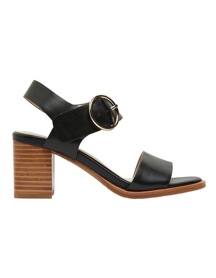 Bolivia Black Glove Sandal image 1
