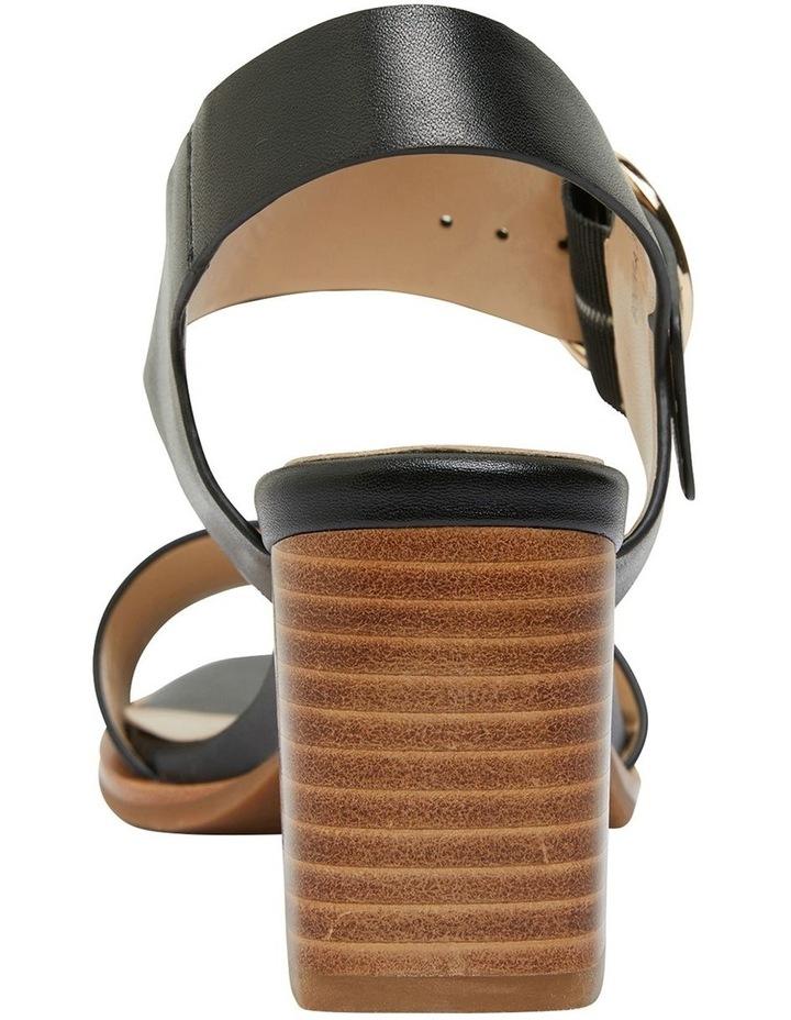 Bolivia Black Glove Sandal image 5
