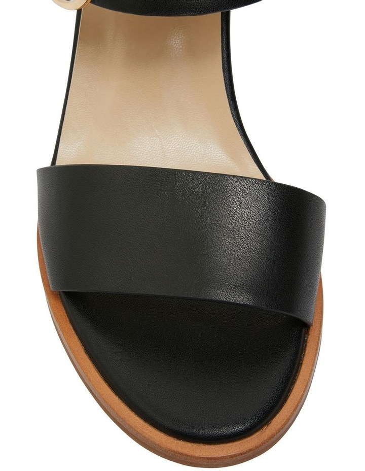 Bolivia Black Glove Sandal image 6