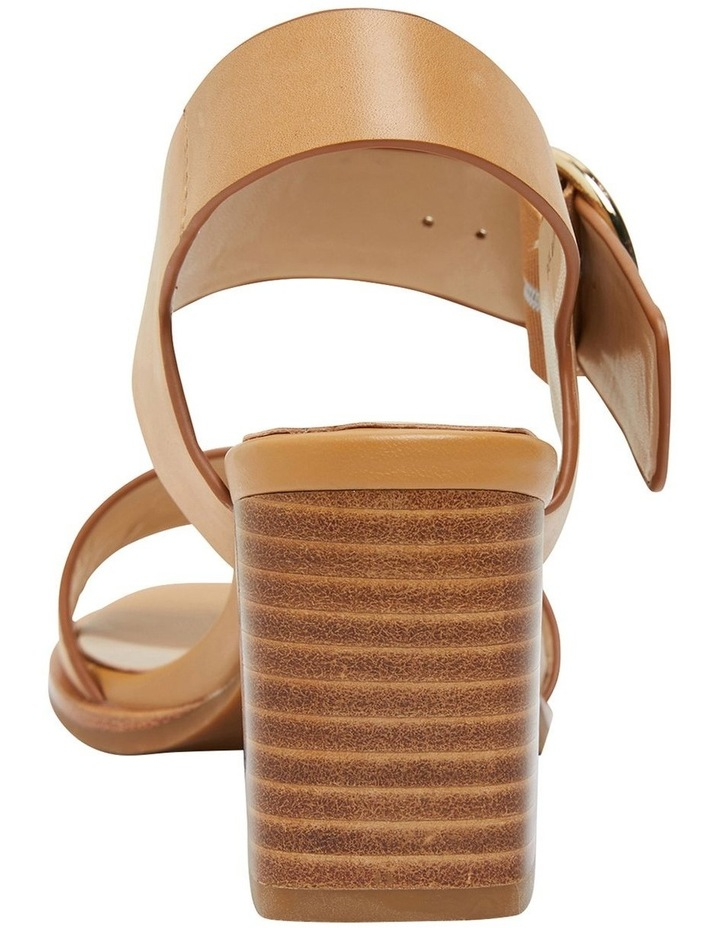 Bolivia Tan Glove Sandal image 5