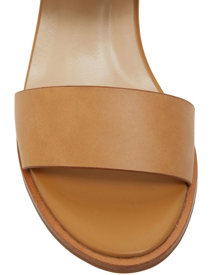 Bolivia Tan Glove Sandal image 6