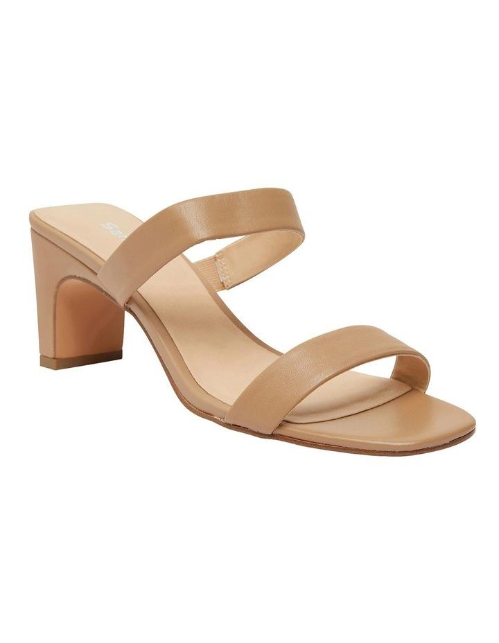 Hepburn Camel Glove Sandal image 2